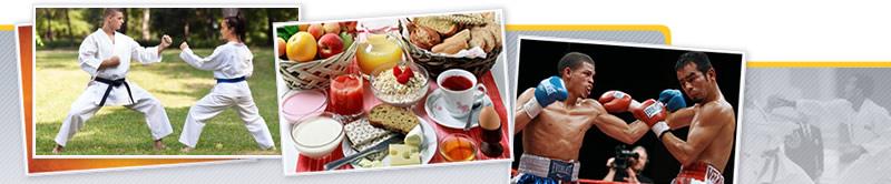 Webinar de Nutrición Aplicada a los Deportes de Combate