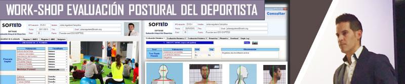 Work-Shop de Evaluación Postural del Deportista