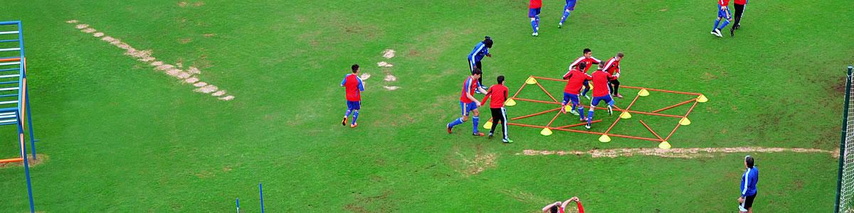 Curso de Intervención en el Proceso de Entrenamiento de Fútbol