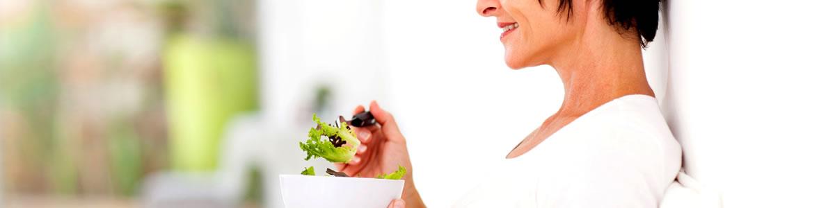 Papel de la Nutrición en el Envejecimiento de la Mujer