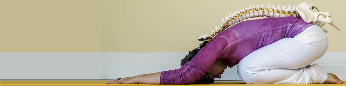 Curso de Formación Especializada de Yoga Terapéutico en el Campo de la Salud