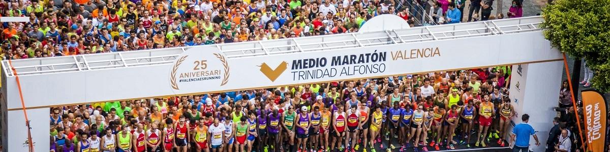 Entrenador en Maratón, medio Maratón y Trail Running