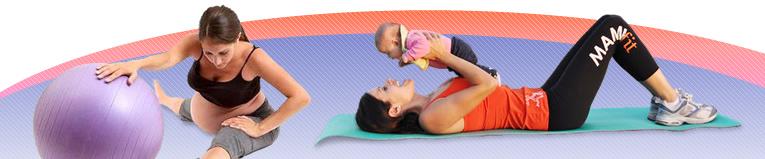 Taller de Actividad Física Adaptada al Embarazo, Parto y Post Parto