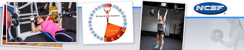 Webinar de Ciclo Menstrual y Entrenamiento de la Fuerza