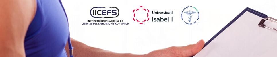 Máster Internacional en Entrenamiento Personal, Prevención y Readaptación Físico-Deportiva