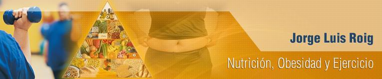 Webinar de Nutrición, Obesidad y Ejercicio: Aspectos nutricionales en el abordaje del ejercicio en la obesidad