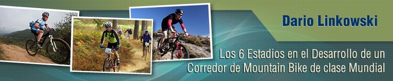 Webinar de los 6 Estadios en el Desarrollo de un Corredor de Mountain Bike de Clase Mundial