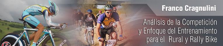 Webinar de Análisis de la Competición  y Enfoque del Entrenamiento para el  Rural y Rally Bike