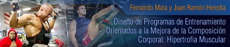 Webinar de Diseño de Programas de Entrenamiento Orientados a la Mejora de la Composición Corporal: Hipertrofia Muscular