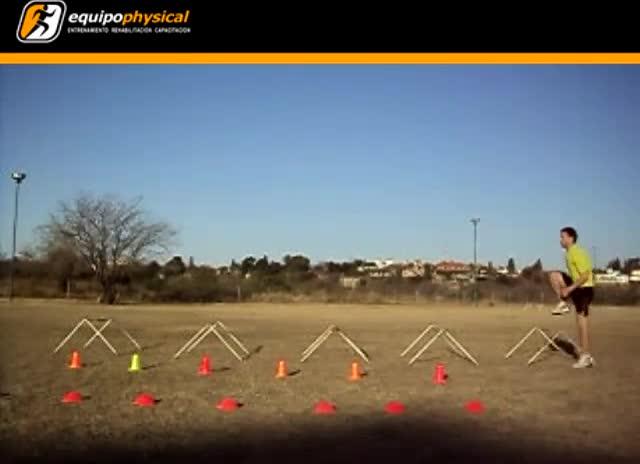 Ejercicios especiales para velocidad. Parte 5