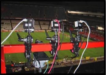 Volúmenes e intensidades de los desplazamientos según el puesto en jugadores del Fútbol Argentino de primera división