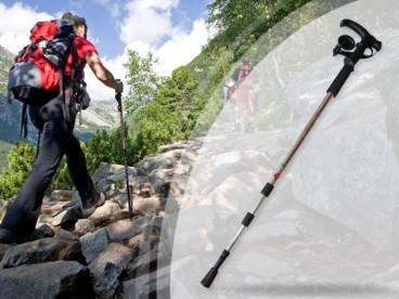 Bastones para deportes de aventura