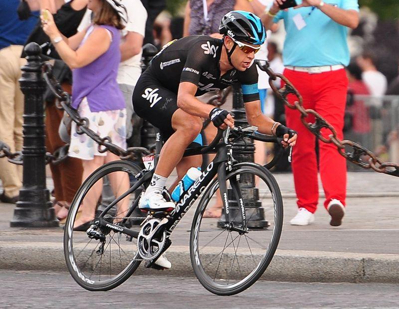 El perfil de potencia individual en distintas disciplinas ciclistas
