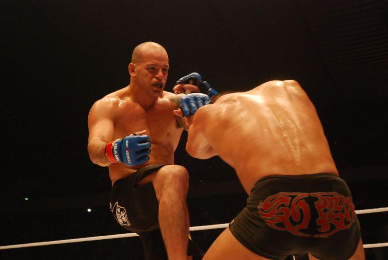 Entrenamiento del Core para el Luchador de MMA