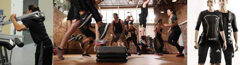 Efectos de diferentes programas de entrenamiento sobre la composición corporal