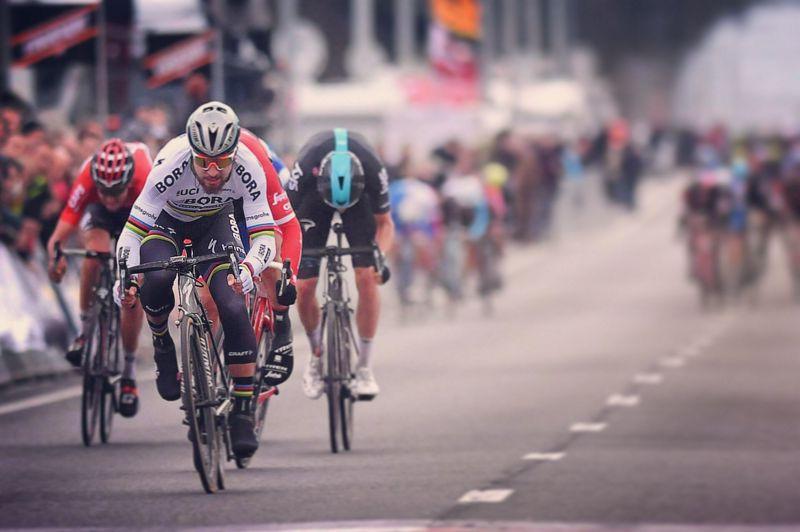 Metodología de Trabajo de un Ciclista Profesional
