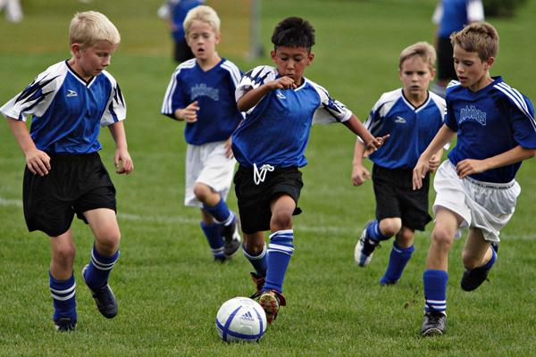 Prevención de lesiones en Fútbol Juvenil