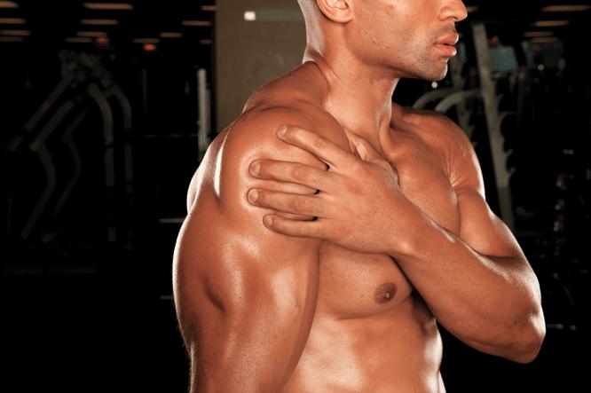 Análisis de ejercicios en SEP (sala de entrenamiento polivalente): prevención de lesiones en programas de fitness.  La salud del hombro (II)