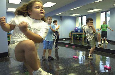 Programa de tratamiento de la obesidad en niños