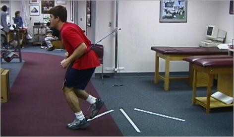 Artículo sobre re-adaptación  físico-deportiva de LCA en futbolistas