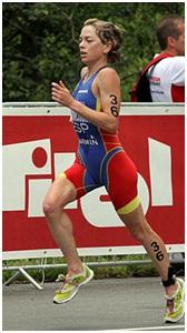 Entrevista a la Triatleta Olímpica Española Marina Damlaimcourt
