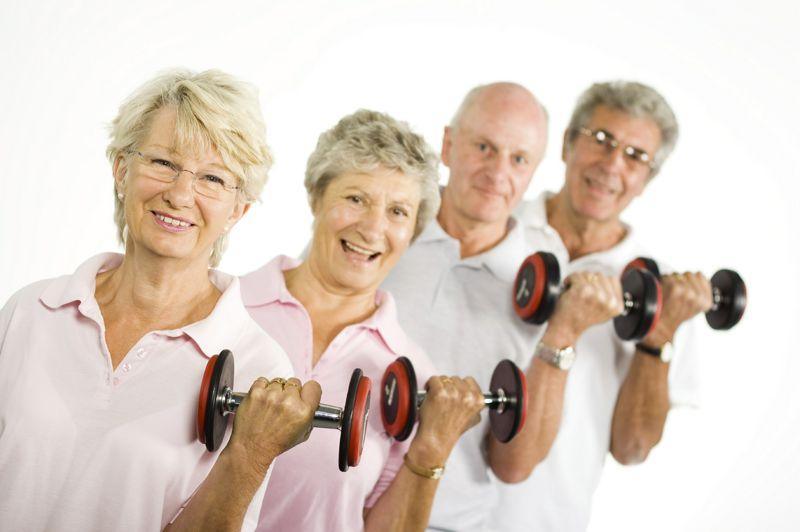 """El """"músculo"""", protagonista de la vida del adulto mayor (y del resto)"""