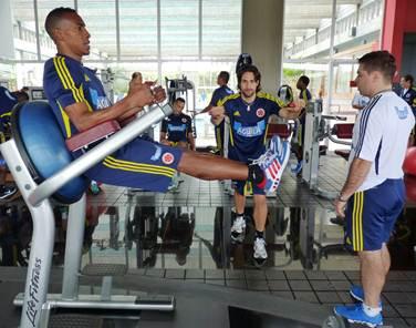 Generalidades del entrenamiento de la fuerza en el proceso de re-adaptación  post- lesión en futbolistas.