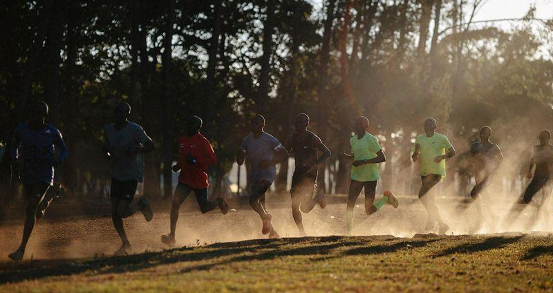 Lo que el equipo Breaking2 de Nike aprendió en África