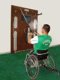 Entrenamiento de fuerza del miembro superior en usuarios de silla de ruedas