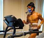 Volumen de oxígeno por kilogramo de masa muscular en futbolistas