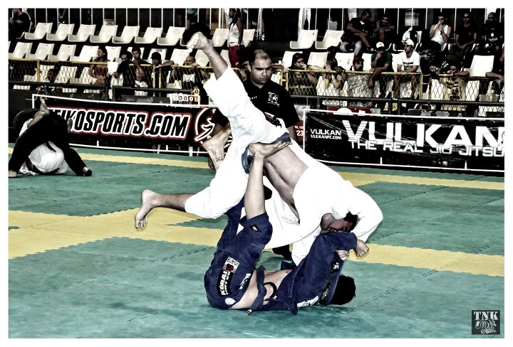 Entrenamiento en Circuito para Deportes de Combate: BJJ