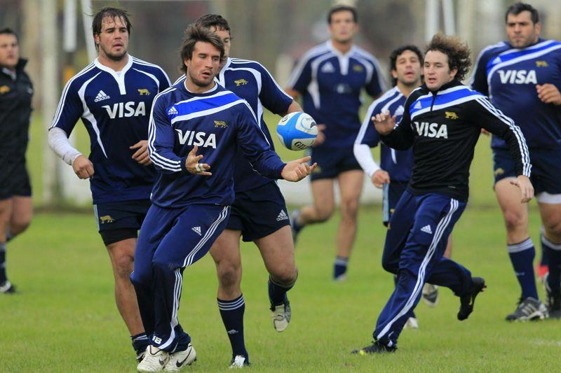 Presentación del Área de Entrenamiento en Rugby