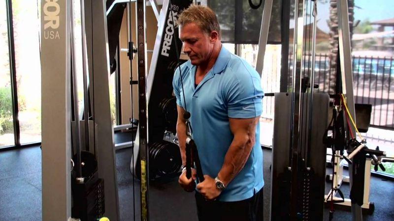 Orden del ejercicio e hipertrofia muscular