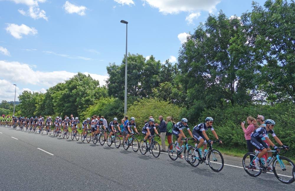Análisis de Potencia – Etapa 13 del Tour de Francia: Bourg-Saint-Andeol to La Caverne du Pont d'Arc