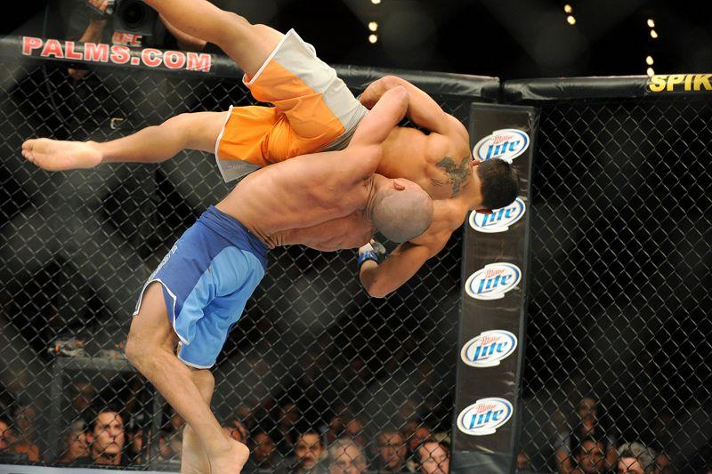 Circuito Intervalado para MMA