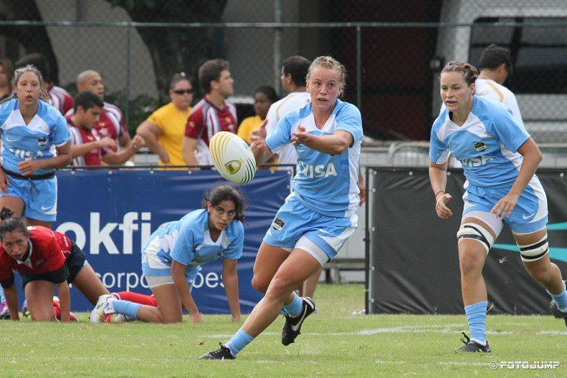 Características Antropométricas del Seleccionado Argentino de Rugby Femenino Seven