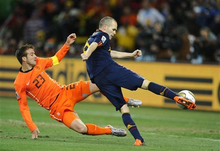 Cuantificación y características de los esfuerzos en Fútbol