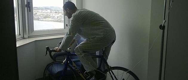 Haciendo Kilómetros en el Hospital
