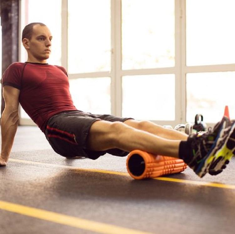 Influencia del 'foam rolling' sobre la recuperación de sprints
