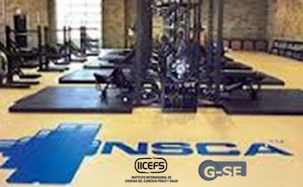 Nota de prensa: Acuerdo de colaboración entre NSCA Spain e IICEFS-G-SE