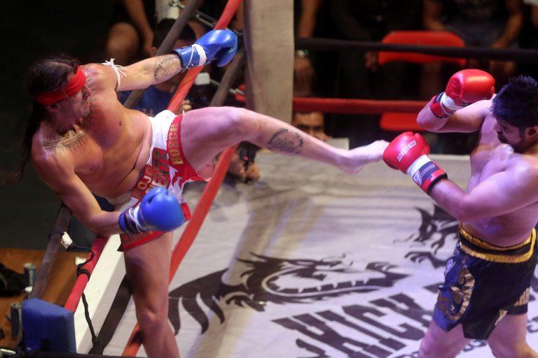 Caracterización del Kick Boxing