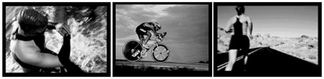 """Estrategia de ritmo o """"pacing"""" durante las distintas disciplinas y distancias del Triatlón"""