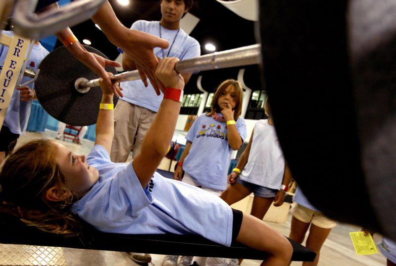 Aspectos fisiológicos del entrenamiento con sobrecarga en niños