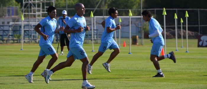 La Carga de Entrenamiento durante la Pretemporada en el Fútbol. Parte III