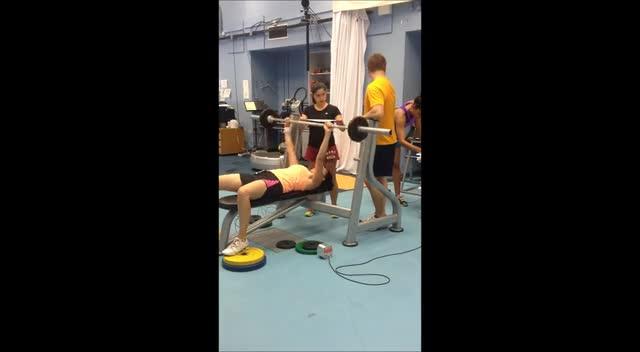 press de banca al fallo muscular
