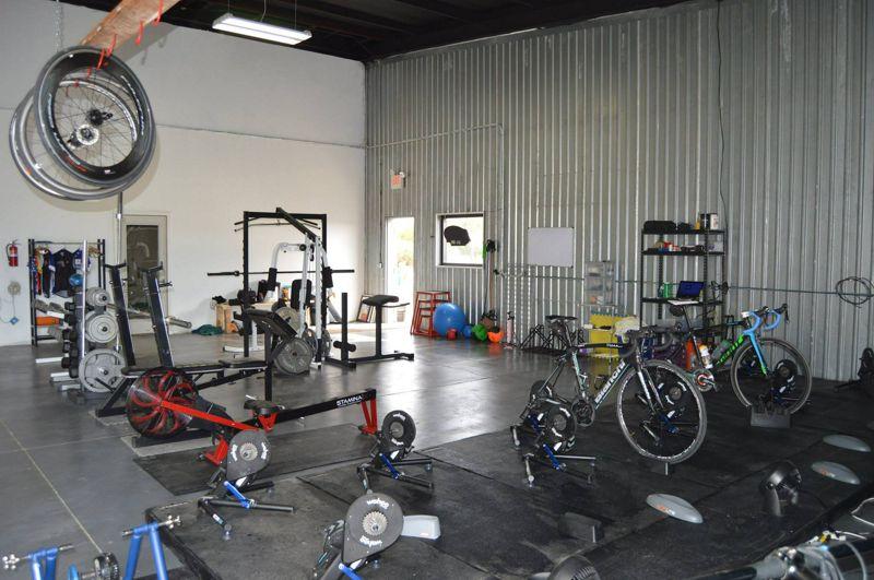 Fase de iniciación al entrenamiento de fuerza en deportistas