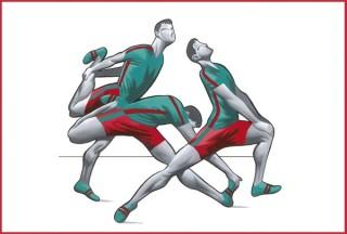 Efecto agudo del estiramiento activo sobre la fuerza y potencia de la flexión  y extensión de rodilla