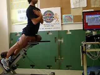 Ejercicio excéntrico  para prevención de lesiones