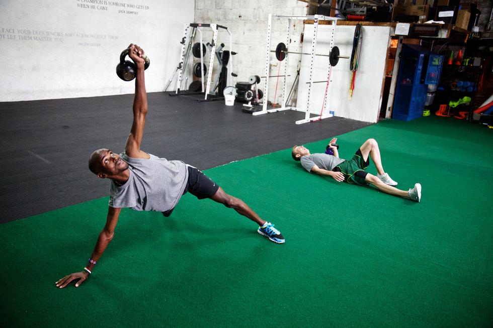 Efectos del entrenamiento de fuerza sobre el rendimiento en carrera ~ Primera parte
