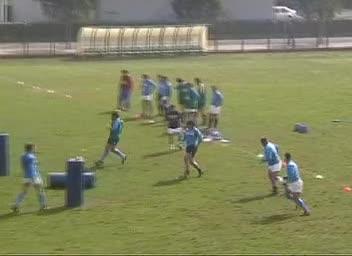 El entrenamiento integrado en el Rugby
